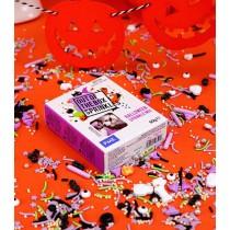 SPRINKLES MIX HALLOWEEN PME P/60GR. Foto: HALLOWEEN DECORACION NO COMESTIBLEsprinkles halloween pme